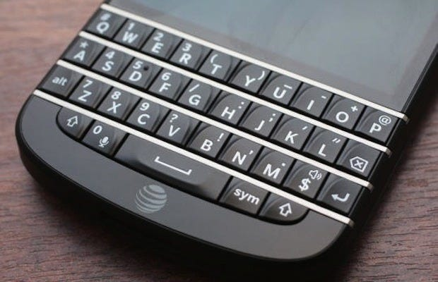 10. After much speculation, BlackBerry will keep its handset unit after all