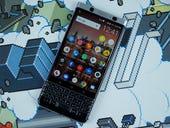 Photos of the BlackBerry KEYone