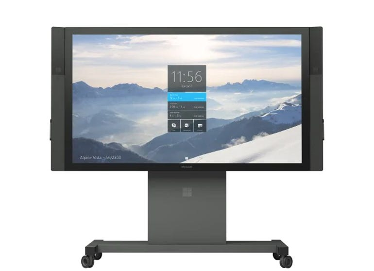 The Surface Hub goes big