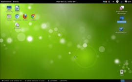 Mint 12 with GNOME 3.2 & MGSE looks and works a lot like a Mint with GNOME 2.32.