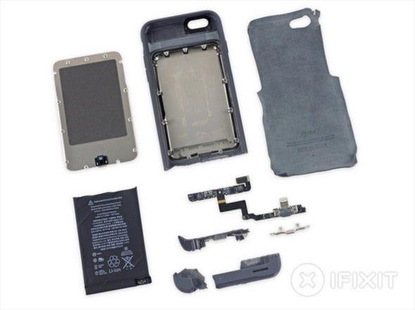 Apple's Smart Battery Case