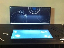 Next-generation desktops point to a touch-driven future