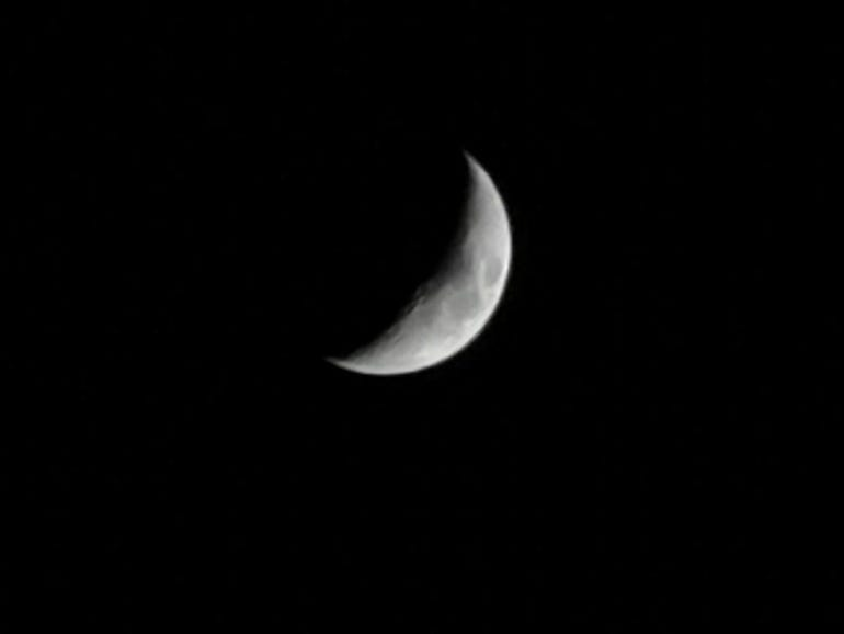 Another moon mode shot
