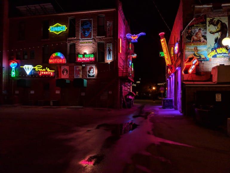 More Neon Alley