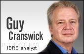 Guy Cranswick, IBRS