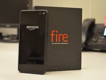 Hands-on with Amazon's Fire Phone: