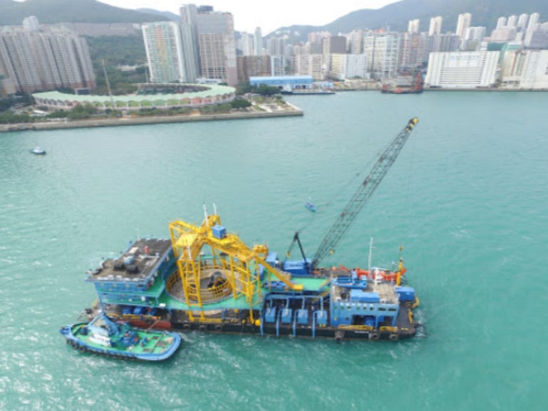 Facebook and Google drop plans for underwater cable to Hong Kong after security warnings | ZDNet