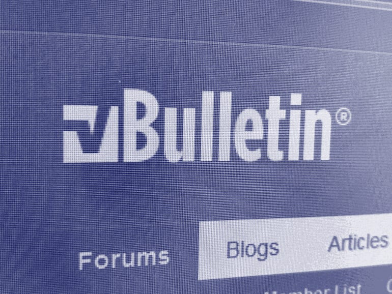 Security researcher publishes details and exploit code for a vBulletin zero-day | ZDNet