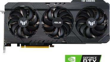 ASUS TUF Gaming GeForce RTX 3060 Ti