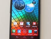 Photos: Motorola unveils 2GHz Intel-powered RAZRi