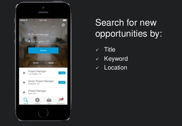 zdnet-linkedin-job-search-app