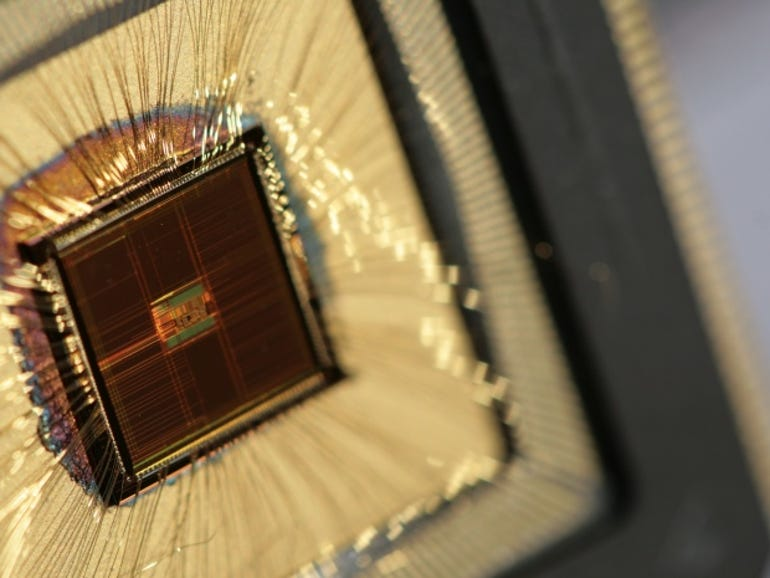 ARM chip detail