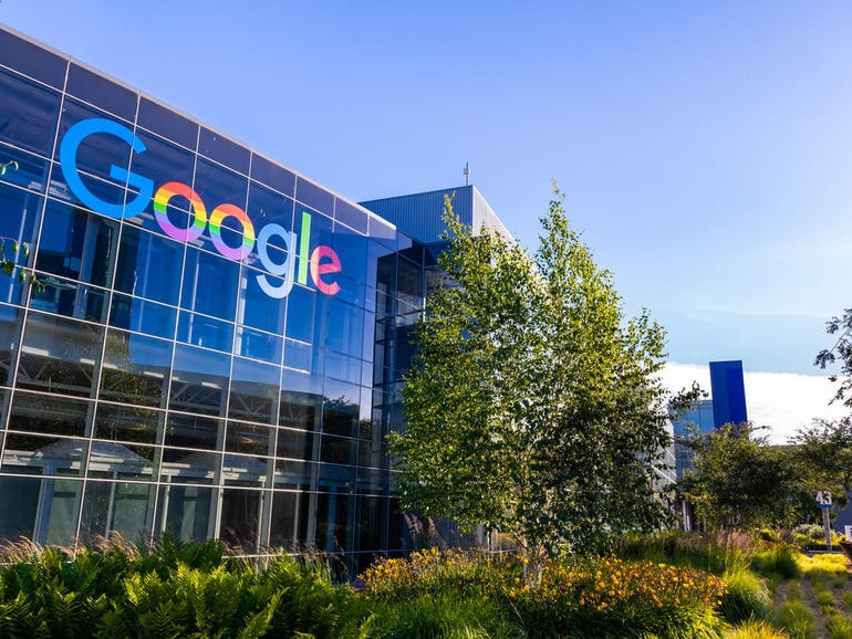 Google sent everyone home. Next door, they're all still in the office | ZDNet