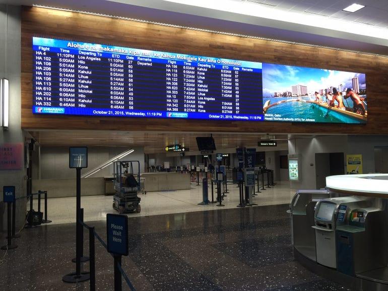 Honolulu Interational Airport