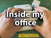 Look inside Adrian Kingsley-Hughes' office: Hardware 2.0 tour