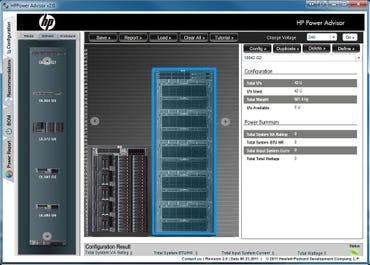 HP Power Advisor