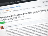 Chinese users attack Notepad++ app after 'Free Uyghur' release