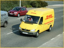 DHL uses tech to stop laptops walking