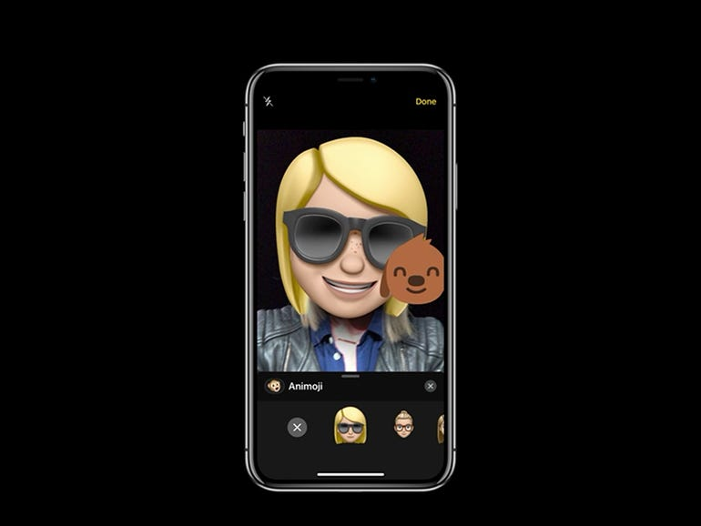 iOS 12: Animoji and Memoji