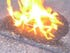 Burn an iPhone 5 with gasoline