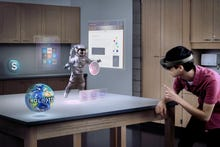 Microsoft HoloLens, hands-on: What it's like to wear the future
