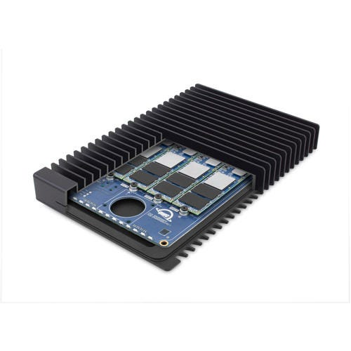 OWC ThunderBlade Gen 2 high-performance external SSD