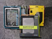 Apple iPad 2 rugged case showdown