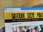 Proud Boys websites kicked off web host, Google Cloud