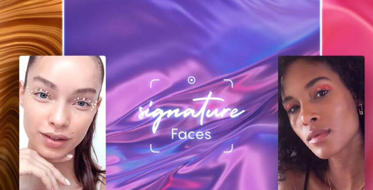 L Oreal Debuts Virtual Makeup For