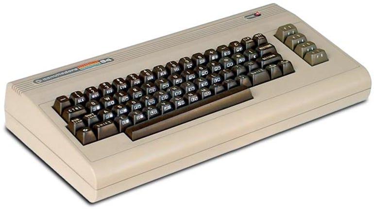 New Commodore 64 - 2010 version