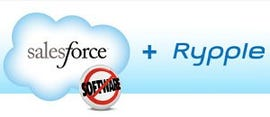 Salesforce to acquire Rypple
