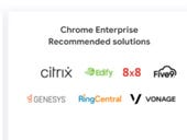 Google's Chrome OS Enterprise targets contact centers with variety of partners