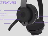 Logitech launches Zone Wireless headsets to make the open office less distracting