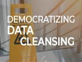 Democratizing data cleansing