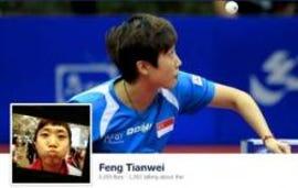 Feng's FB profile