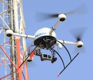 ​Nokia puts 'telco drones' to work inspecting cell towers