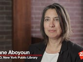 New York Public Library CTO Aboyoun on cloud, storage, future of the library