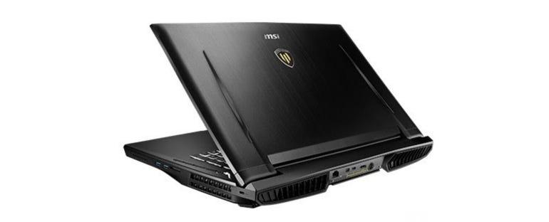 MSI WT75 with Xeon Desktop Processors
