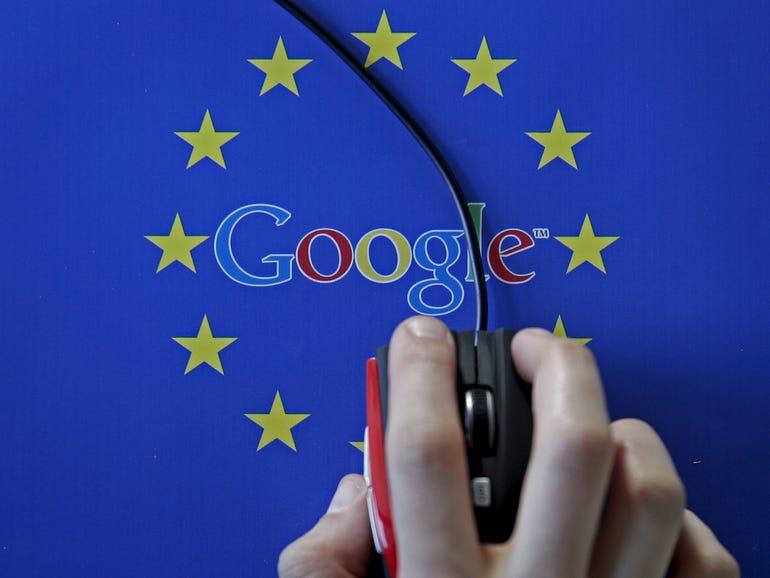 Google faces major antitrust fight with the EU
