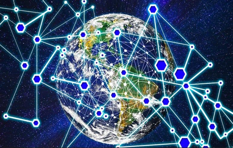 A network breach