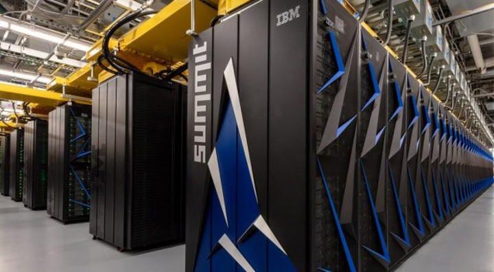 IBM Summit Supercomputer