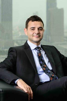 Sam Alkharrat, SAP's president for MENA
