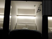 Bob had a bad night: IoT mischief takes neighbourly revenge to the next level in a capsule hotel