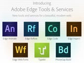 Adobe opens design box of delights with Edge Tools & Services