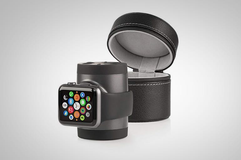 Recharge Apple Watch Power and Travel case ($40)