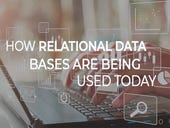 How relational data bases are being used today