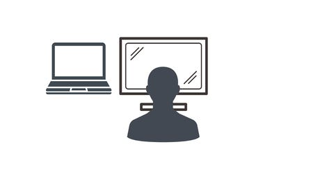 External Monitor & Laptop as Second Display