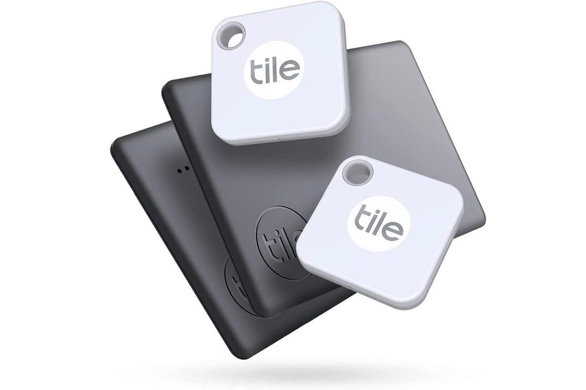 Tile Mate + Slim (2020) 4-pack (2 Mates, 2 Slims)