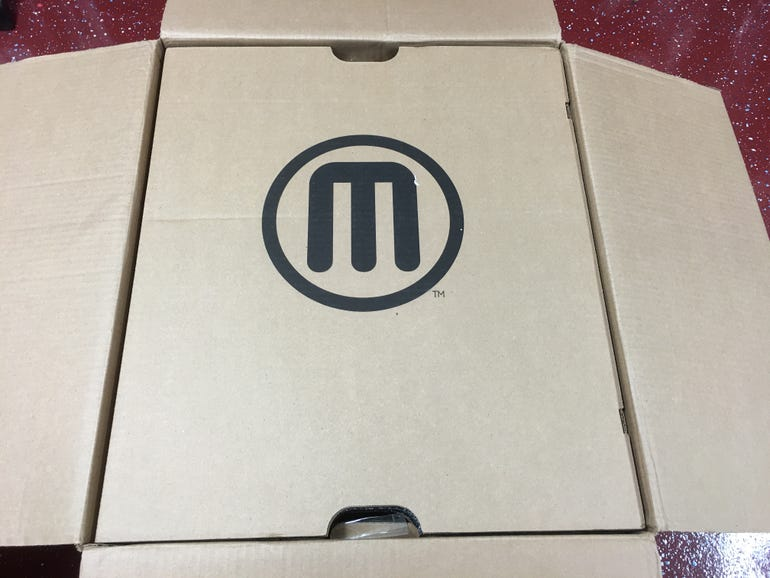 Now, let's open the MakerBot