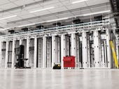 This powerful supercomputer was built in just 20 weeks, with a bit of help from a tiny robot